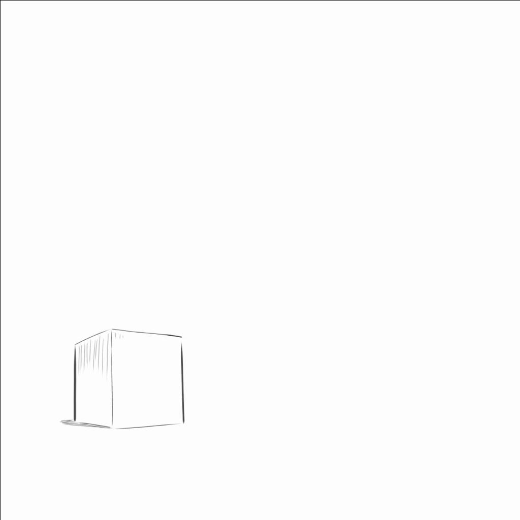 お手本見て描いちゃいました。