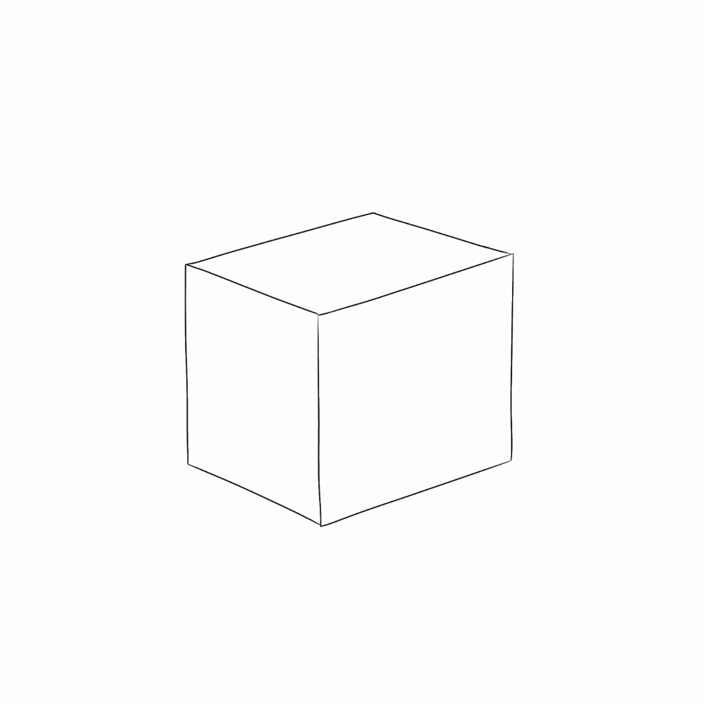 箱描くの速くなった