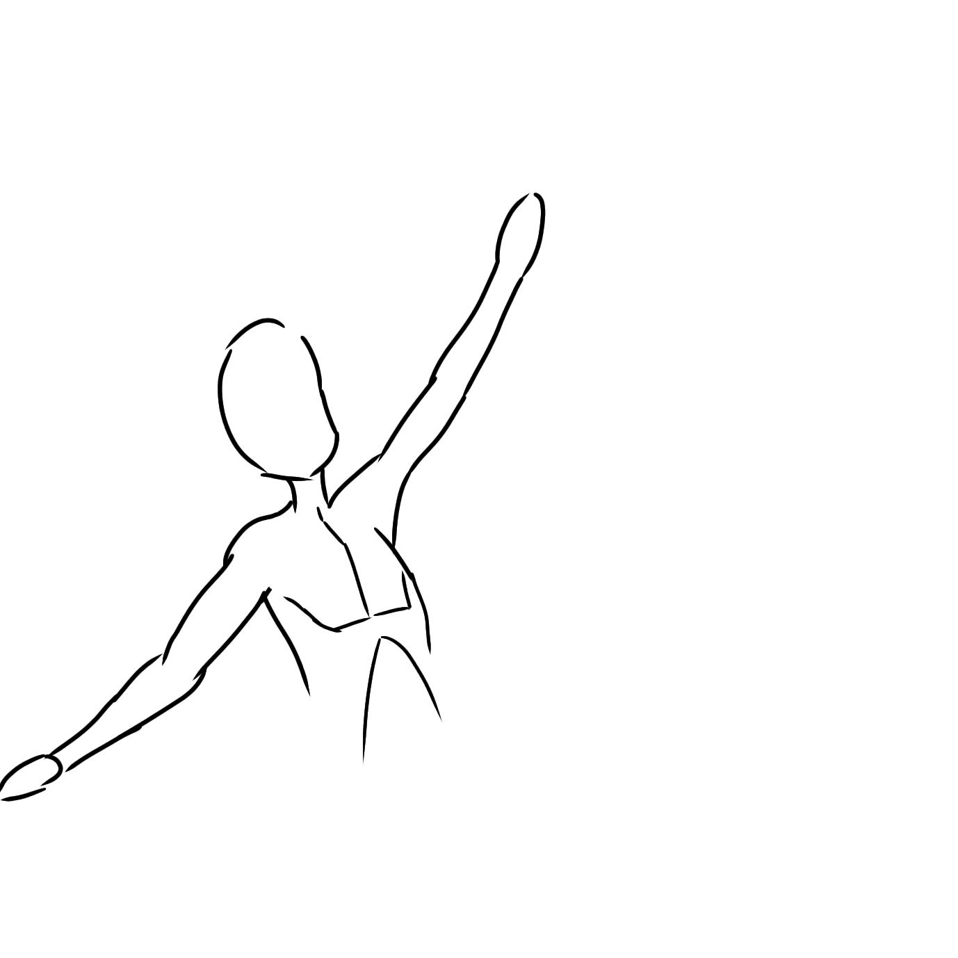 腕よりも身体が立体的になったことが嬉しい