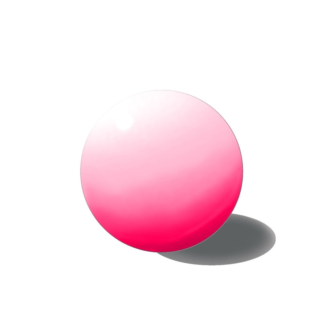 頭、それは球体