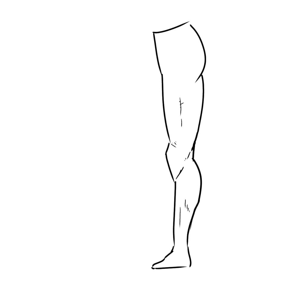 膝とかおしりとか課題はたくさん