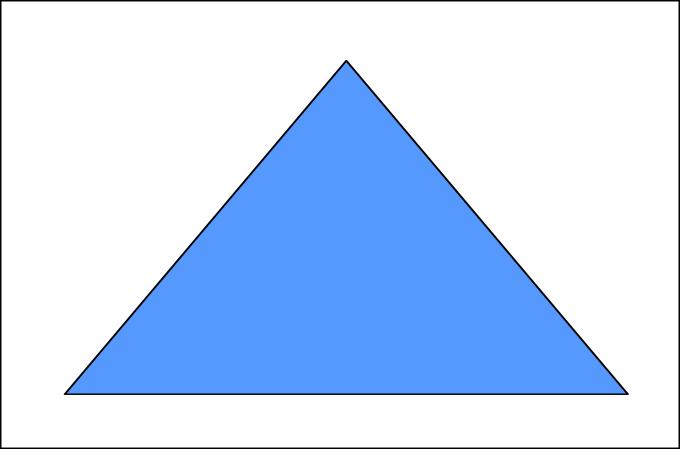 三角は万能ですね